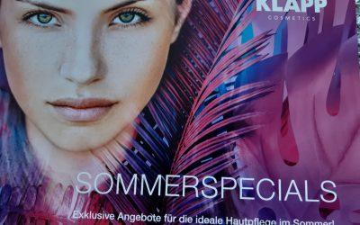 Coming soon… Sommersondergrössen zum Vorzugspreis